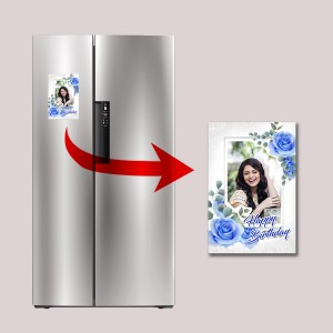 Personalized Fridge Magnet 04