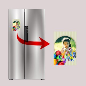 Personalized Fridge Magnet 05