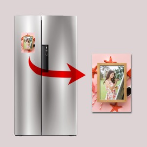Personalized Fridge Magnet 07