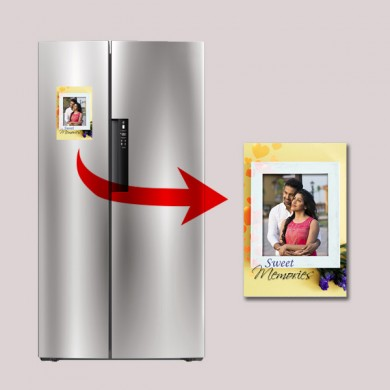 Personalized Fridge Magnet 08
