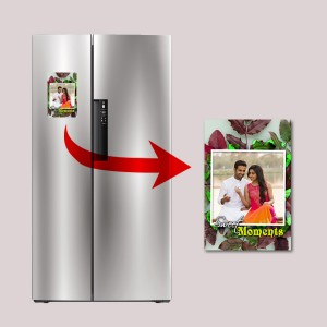 Personalized Fridge Magnet 09