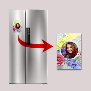 Personalized Fridge Magnet 10