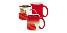 Mug design 07 Magic Mug - Red