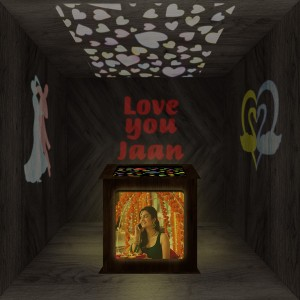 Love Wooden Shadowbox 03