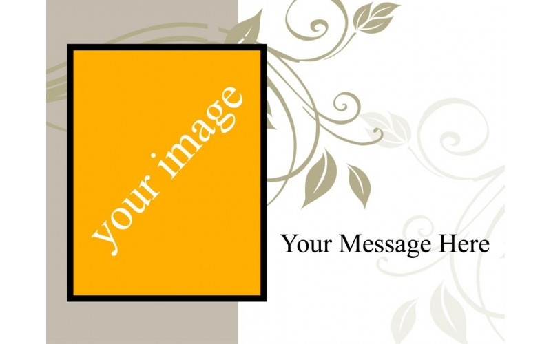 Buy or Send Personalized photo in a 8 X 10 inch Ceramic Tile with ...