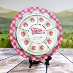 Cake Puzzle Magnetic Personalized