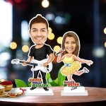 Raksha bandhan duet 07 Caricature Photo Stand In