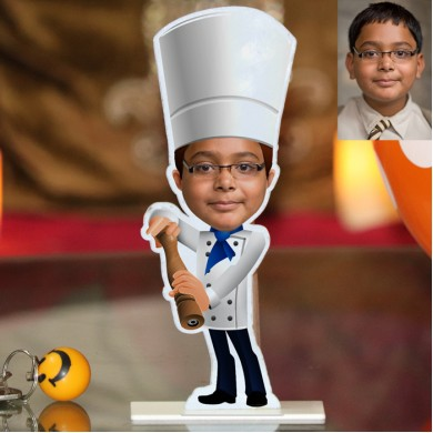 Chef Photo Stand In