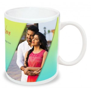 Classic photo mug print - gift for birthday, anniversary