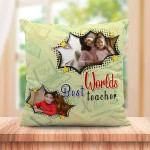 Personalized Cushion For Teacher's Day 01