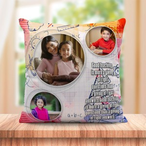 Personalized Cushion For Teacher's Day 06