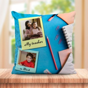 Personalized Cushion For Teacher's Day 07
