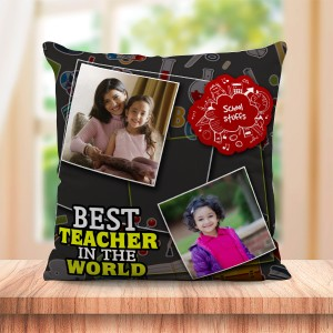 Personalized Cushion For Teacher's Day 08