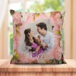 Personalized For My Rose cushion design
