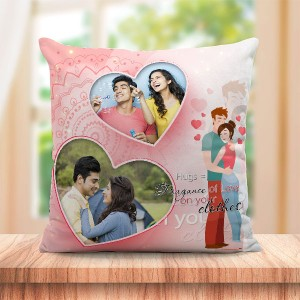 Personalized Hug Fragrance of love  design