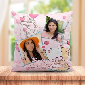 Personalized Hug teddy love design