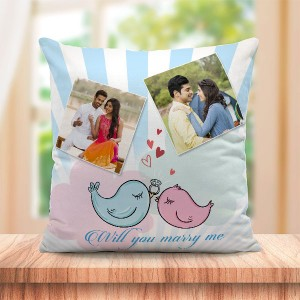 Personalized Love Birds Love design