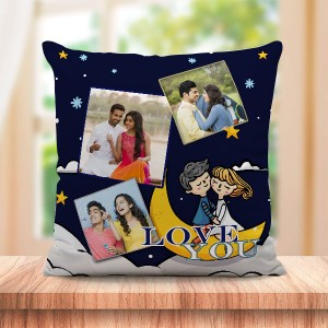 Personalized Love You Moon design