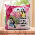 Personalized Promise Heart design