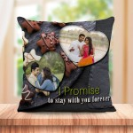 Personalized Promise Rock background design