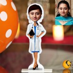 Doctor Photo Stand In (female)