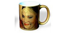 Your Design Golden Mug