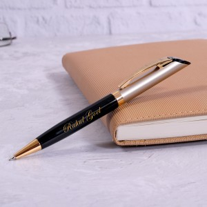 Personalized Executive ball pen with Engraved Text