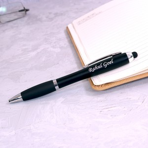 Personalized Executive Led Ball Pen with Engraved Name