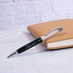 Personalized Executive Pearl Ball Pen with Engraved Name