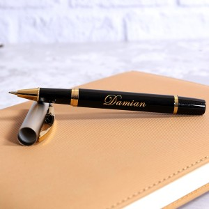 Personalized Executive Roller Pen with Engraved Name