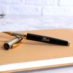 Personalized Executive Smart Roller Pen with Engraved Name