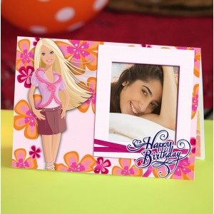 Personalized Birthday Greeting Card 016