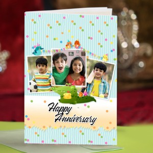 Personalized Birthday Greeting Card 017