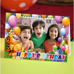 Personalized Birthday Greeting Card 019