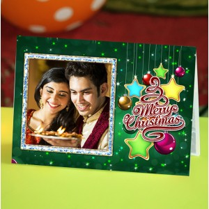 Personalized Christmas Greeting Card 005
