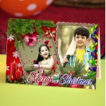 Personalized Christmas Greeting Card 008