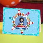 Personalized Christmas Greeting Card 010