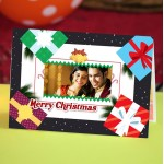 Personalized Christmas Greeting Card 012