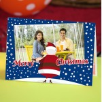 Personalized Christmas Greeting Card 014