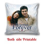 Personalized Cushion one side photo back side message Love gift 04