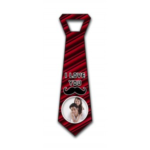 Personalized decorative Bold Strip wall hanging tie design