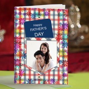 Personalized Fathers Day Greeting Card 001