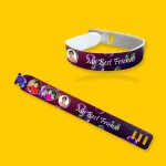 Personalized friendship band with photo and message 04