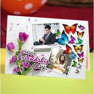 Personalized Friendship Day Greeting Card 002