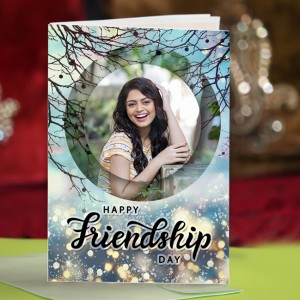 Personalized Friendship Day Greeting Card 008