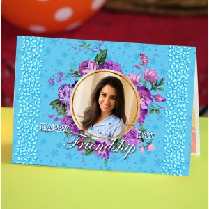 Personalized Friendship Day Greeting Card 011