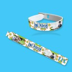 Personalized Independence Day band with photo and message 06