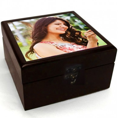 Personalized Jewellery Box - Valentine's day gift