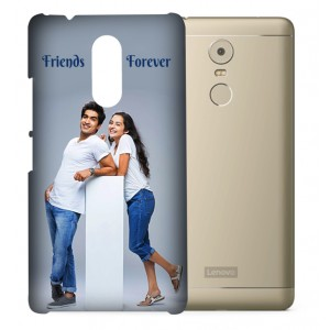 Personalized Lenovo mobile back cover
