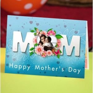 Personalized Mothers Day Greeting Card 002